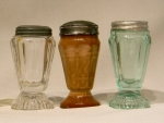 Salt Shaker, Plain Ware or Paneled)