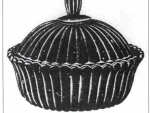 Ribbed Covered Dish