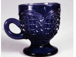 Amethyst Colored Punch Cup (Possibly Irritated)