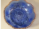 Cobalt Blue Pattern 75 Bowl