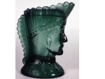 Emerald Green Indiana Head Creamer