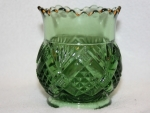 Emerald Green Pattern 75 Toothpick