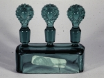 Emerald Green Dewey Stoppers from mold